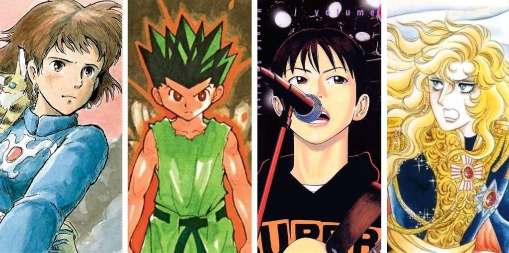 japan expo 2019   nos 20 mangas culte  u2013 lp fran u00e7ois d u0026 39 assise